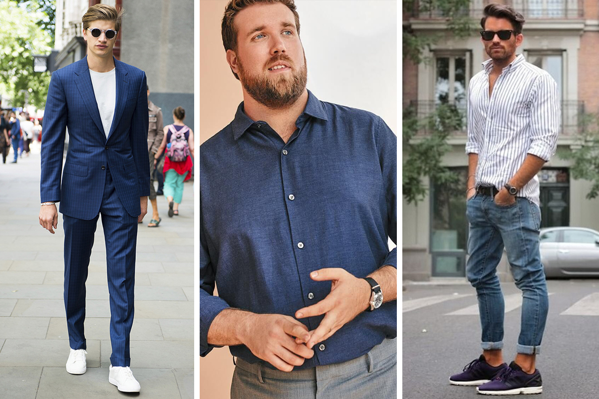 How to dress for your body shape - Raleigh Limited Menswear